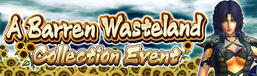 Desert Wildflower Mamiya gets a summer Outfit! A Barren Wasteland Collection Event!