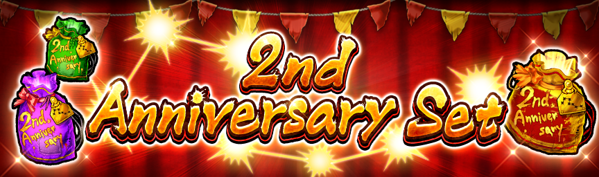 Time to Celebrate! 2nd Anniversary Events Now On!