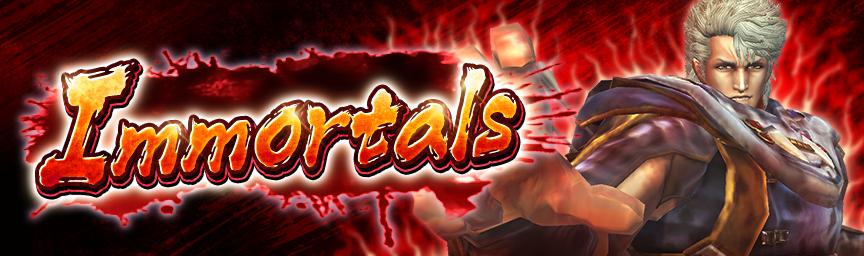 Immortals: Ferocious Wolf Ryuga!